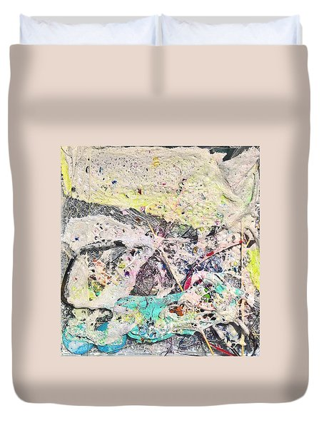 Birthday Cake Duvet Cover