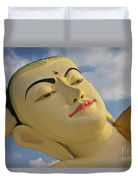 Biurma_d1838 Duvet Cover by Craig Lovell