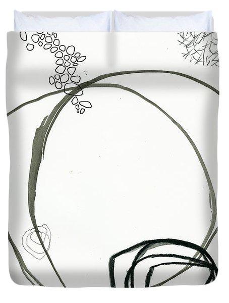 Black And White # 13 Duvet Cover