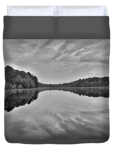 Black And White 71 Duvet Cover