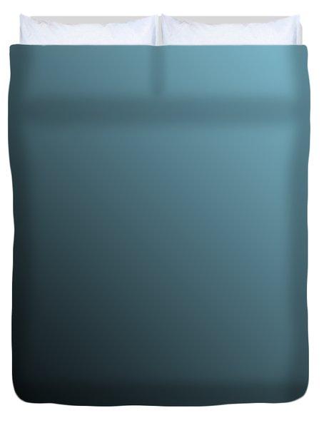 Black Diagonal Ombre Duvet Cover