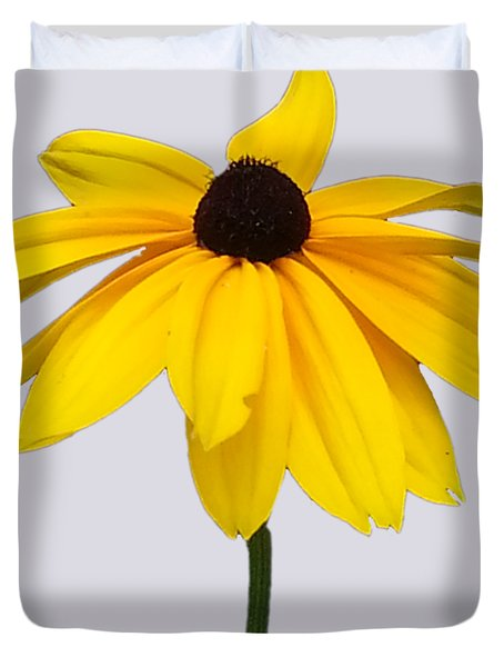 Black Eyed Susan Tee Shirt Duvet Cover