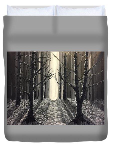 Black Forest  Duvet Cover