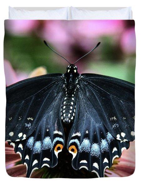 Black Swallowtail 3 Duvet Cover