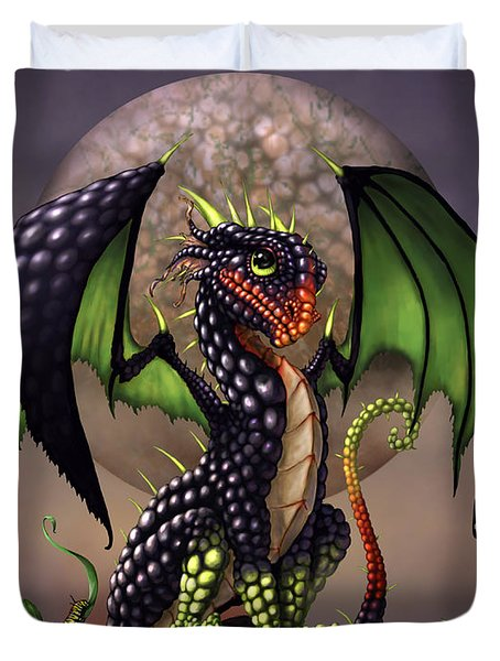 blackberry dragon digital art by stanley morrison. Black Bedroom Furniture Sets. Home Design Ideas