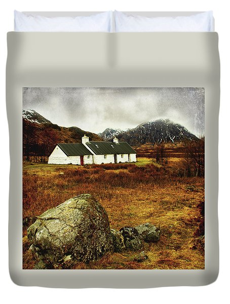Blackrock Cottage Glencoe Duvet Cover