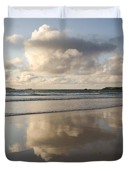 Balnakeil Beach Duvet Cover