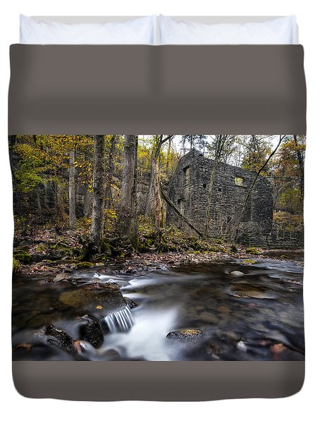 Blanchard Mill Duvet Cover