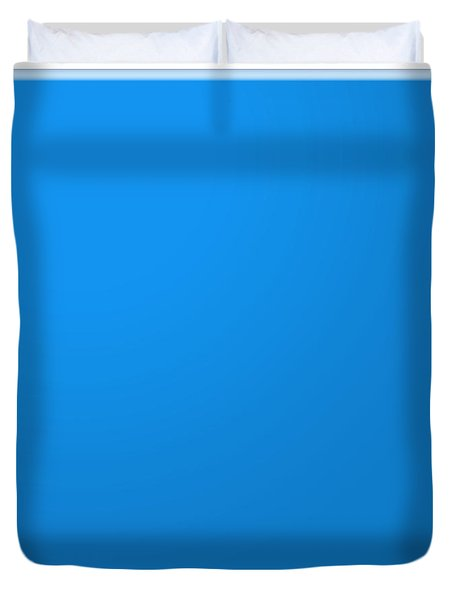 Blank Artist Created Blue Shade Background For Pillows Shower Curtains Duvet Covers Phone Cases Duvet Cover