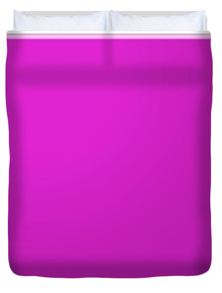 Blank Artist Created Pink Purple Shade Background For Pillows Shower Curtains Duvet Covers Phone Cas Duvet Cover
