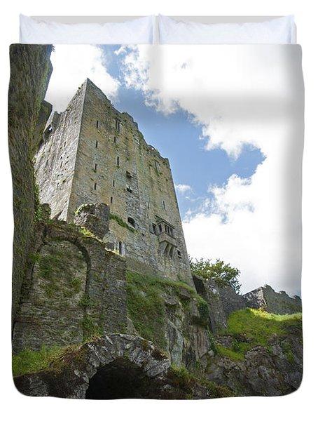 Blarney Castle Dungeon Duvet Cover