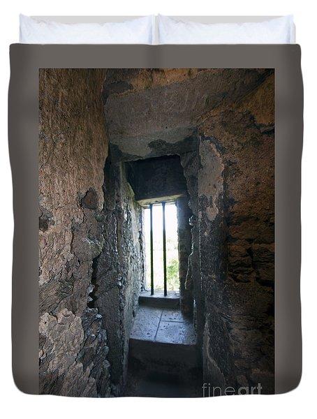 Blarney Castle Hallway Duvet Cover