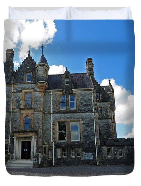 Blarney House County Cork Duvet Cover