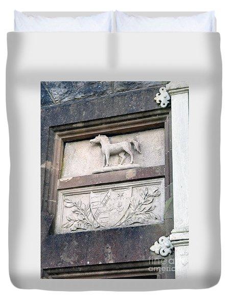 Blarney House Detail Duvet Cover