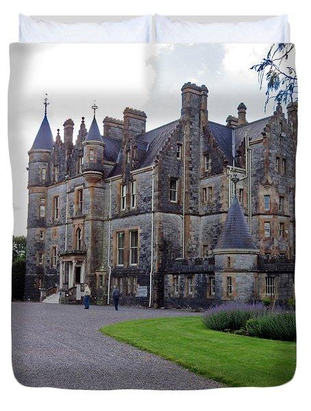 Blarney House Near Blarney Castle Duvet Cover