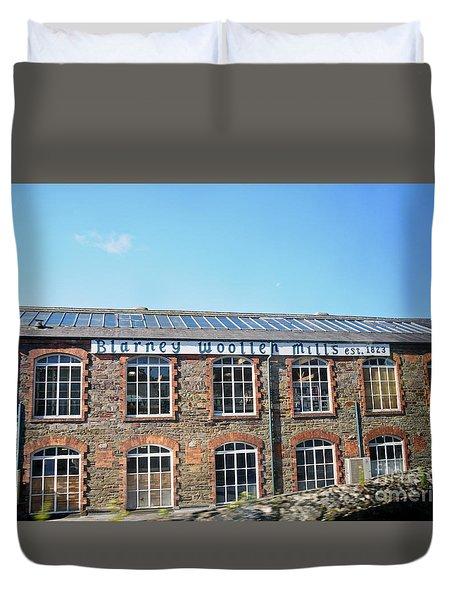 Blarney Woolen Mills Duvet Cover