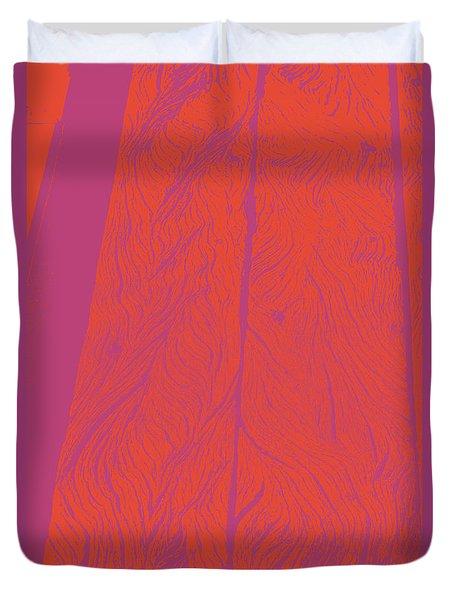 Blaze Duvet Cover