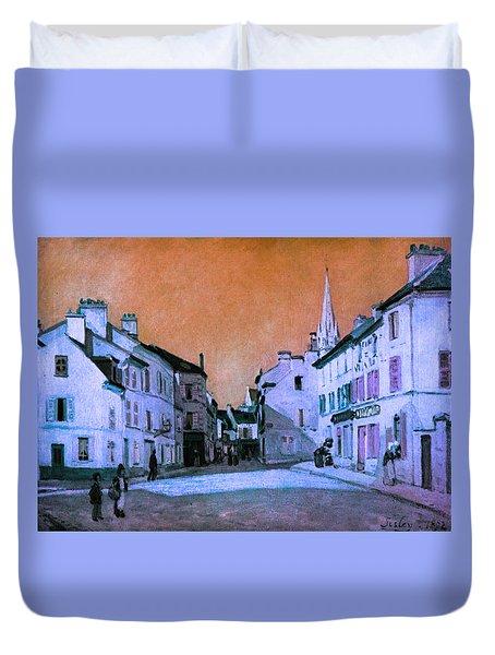 Blend 15 Sisley Duvet Cover by David Bridburg