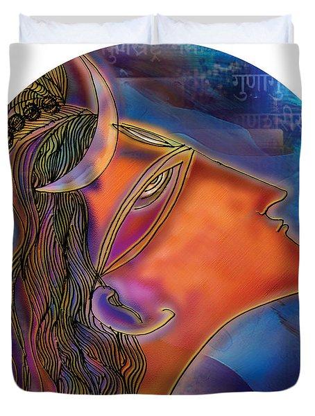 Bliss Shiva Duvet Cover