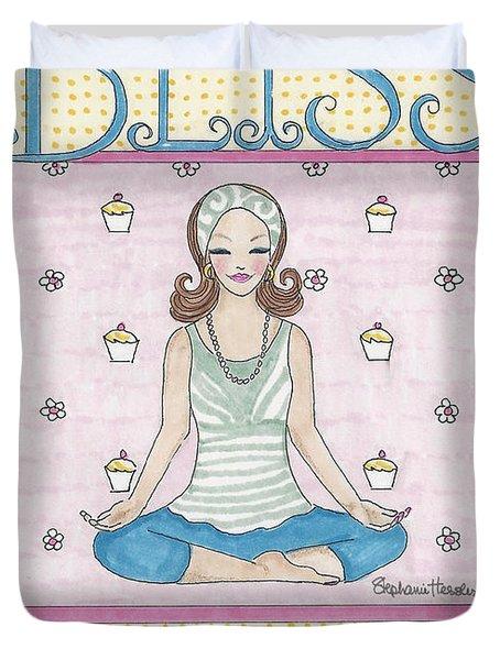Bliss Duvet Cover