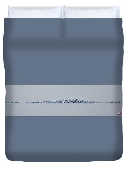 Blizzard 2011 Duvet Cover