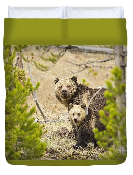 Blonds  Duvet Cover