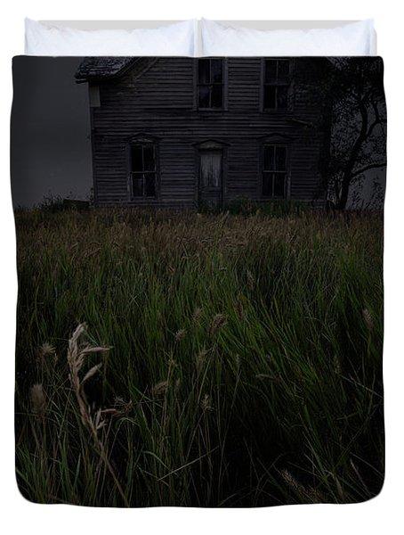 Blood Manor  Duvet Cover