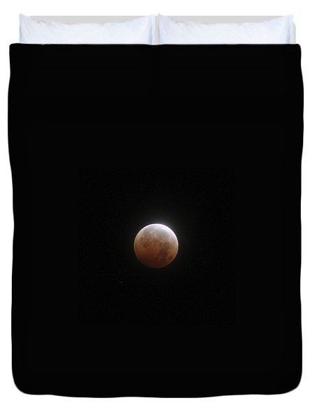 Blood Moon Duvet Cover