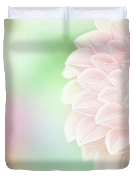 Bloom Duvet Cover by Robin Dickinson
