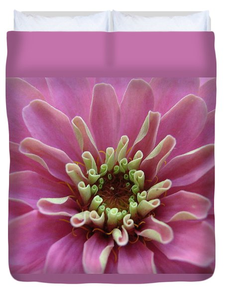 Blooming Flower Duvet Cover