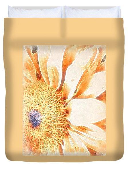 Bloomlit Duvet Cover
