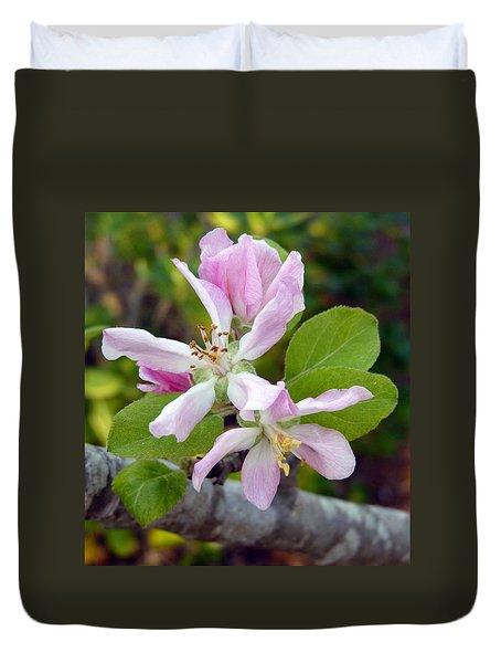 Blossom Duet Duvet Cover