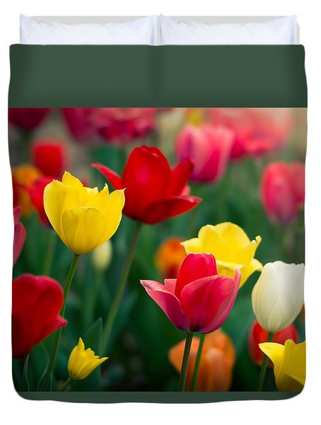 Blossom Duvet Cover by Johan Hakansson