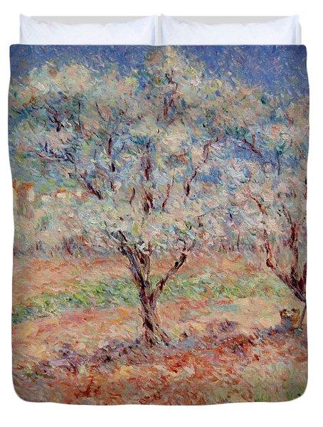 Blossom Trees  Duvet Cover