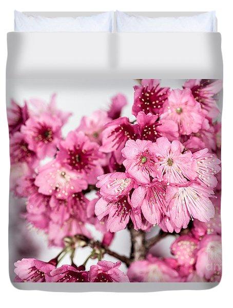 Blossoms 3 Duvet Cover