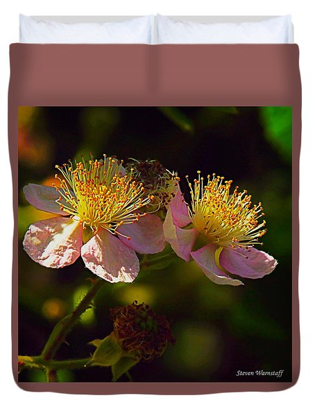 Blossoms.1 Duvet Cover