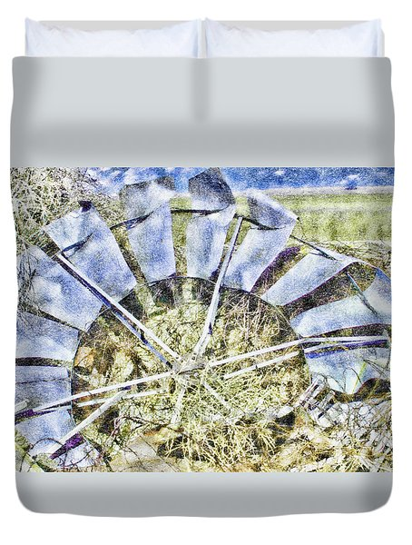 Blown Away Duvet Cover