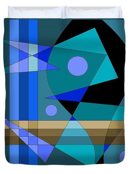 Kinetic Duvet Cover