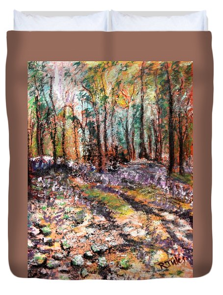 Blue Bell Woods Duvet Cover