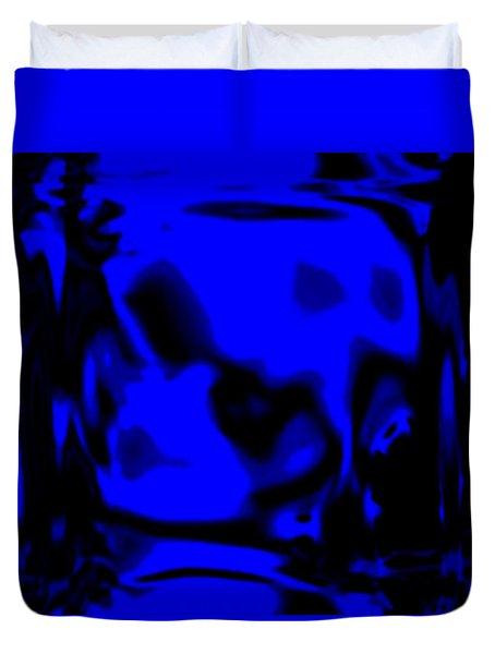 Blue Fashion Duvet Cover