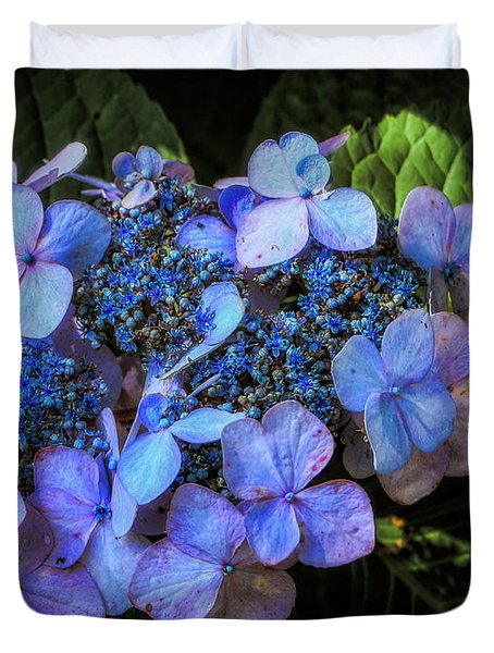 Blue In Nature Duvet Cover