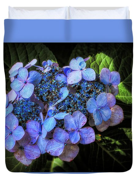 Blue In Nature Duvet Cover