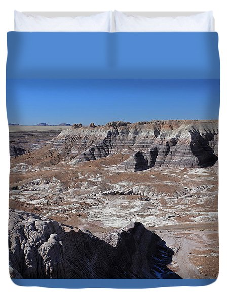 Blue Mesa Duvet Cover