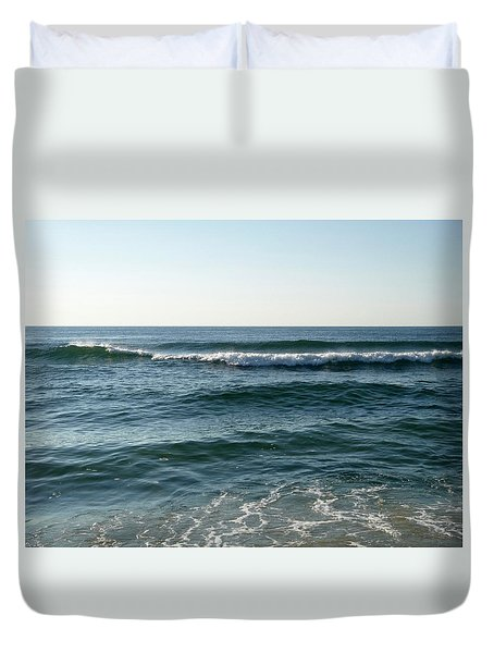Blue Ocean 2 Duvet Cover