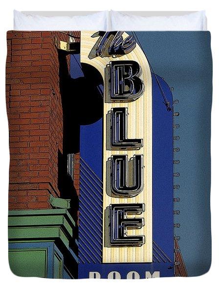 Blue Room Duvet Cover