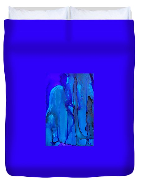 Blue Series  Duvet Cover