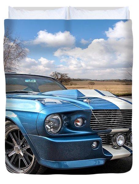1967 Mustang Eleanor Blue
