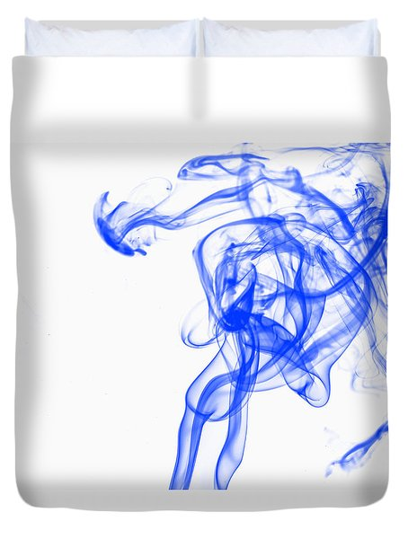 Blue1 Duvet Cover