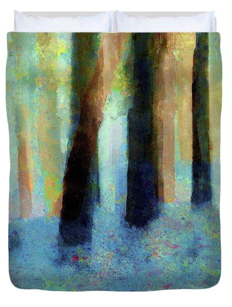Bluebell Wood Duvet Cover