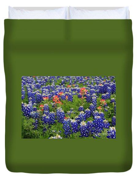 Natures Garden Duvet Cover